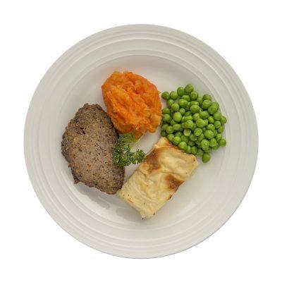 Meatloaf Entree